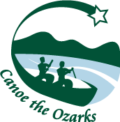 canoe the ozarks logo